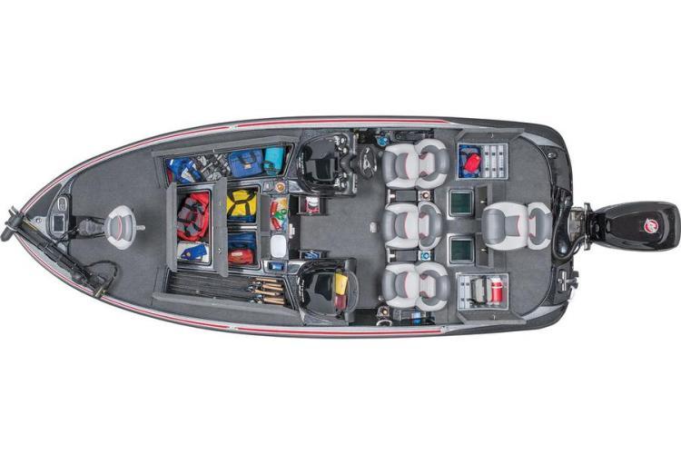 l_z-9nitro2014fishingboatwithaccessorieslivewellandstorage