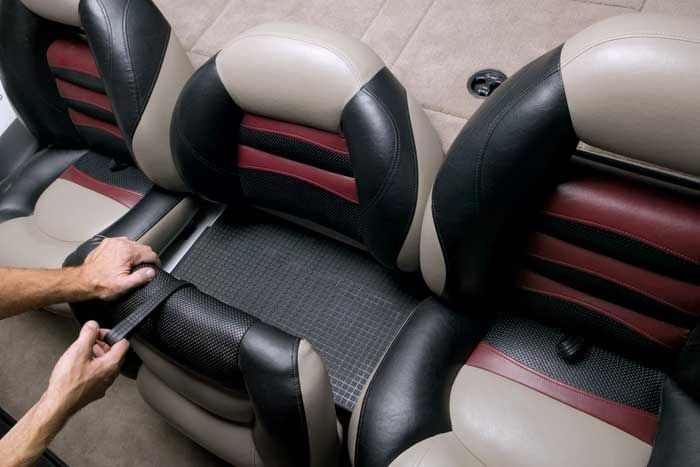 Nitro Bass Boat Seat Covers Velcromag
