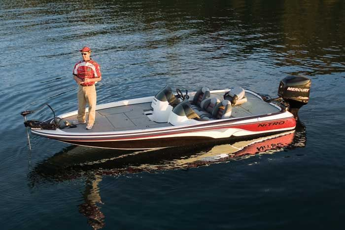 Research Nitro Boats 929 Cdx Bass Boat On Iboats Com