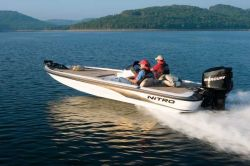 Nitro Boats 898 NX DC Bass Boat