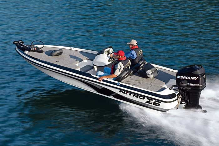 Research nitro boats on for Nitro fish and ski