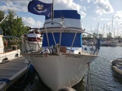 Marine Trader Trawler 34 Double Cabin