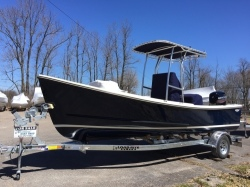 2019 - Eastern Boats - 20 Center Console