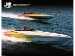2009 - Nordic Power Boats - 35 Flame