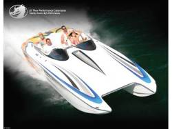 2009 - Nordic Power Boats - 27 Thor