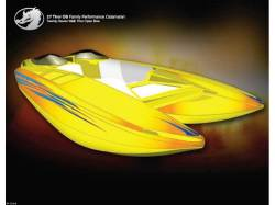 2009 - Nordic Power Boats - 27 Thor OB