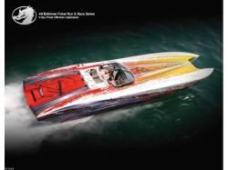 2009 - Nordic Power Boats - 43 Enforcer
