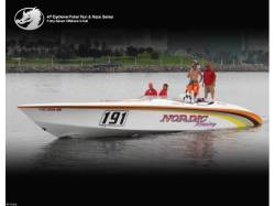 2009 - Nordic Power Boats - 47 Cyclone