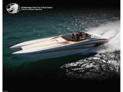 2009 - Nordic Power Boats - 34 Hurricane