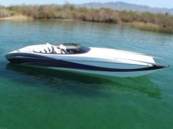 2012 - Nordic Power Boats - 28SS Coupe