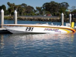 2012 - Nordic Power Boats - 47 Cyclone SR