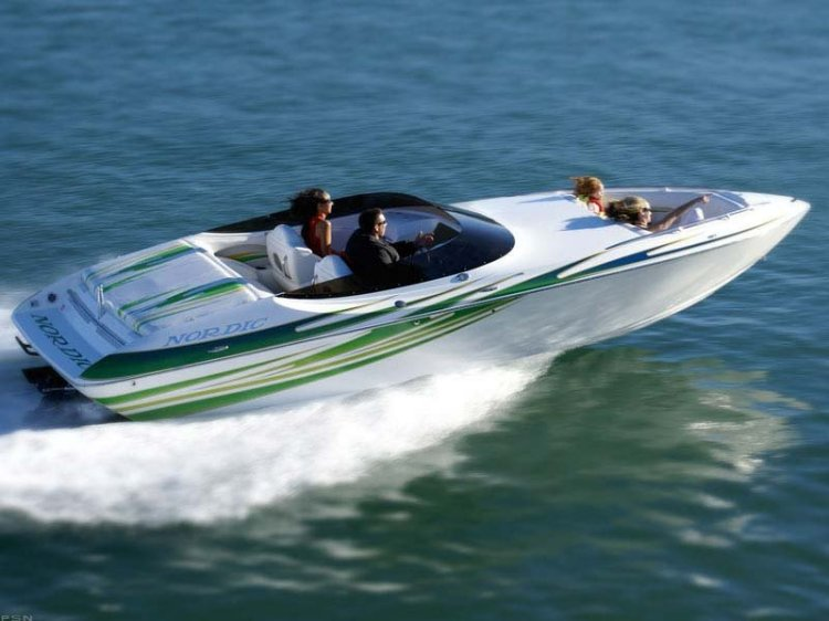 Power Boats For Sale >> Research 2013 Nordic Power Boats 25 Rage On Iboats Com