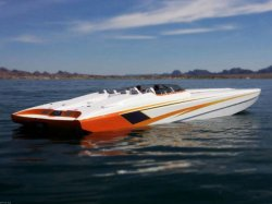 2013 - Nordic Power Boats - 43 Enforcer