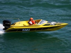 2013 - Nordic Power Boats - 20 Cyclone SR