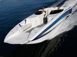 2013 - Nordic Power Boats - 29 Deck Boat