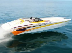 2013 - Nordic Power Boats - 34 Hurricane