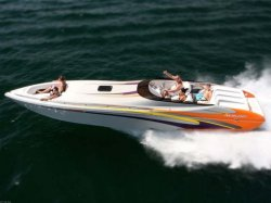 2013 - Nordic Power Boats - 35 Flame