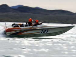 2017 - Nordic Power Boats - 21 Cyclone SR