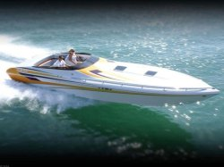 2017 - Nordic Power Boats - 35 Flame