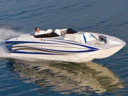 2017 - Nordic Power Boats - 26 Deck Boat
