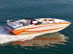 2017 - Nordic Power Boats - 29 Deck Boat IO