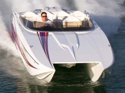 2017 - Nordic Power Boats - 28 SS