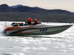 2019 - Nordic Power Boats - 21 Ski Race
