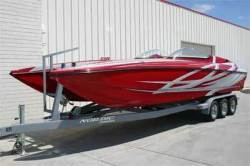 2007 - Nordic Power Boats - 27 Thor Cat