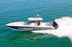 2020 - Nor-Tech Boats - 392 Superfish
