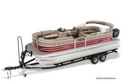 2019 Party Barge 22 XP3 Emmetsburg IA