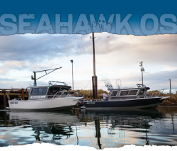 2015 - North River Boats - Seahawk OS 2900S