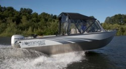 2019 - Northwest Boats - 167 Compass Outboard