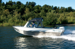 2017 - Northwest Boats - 207 Compass Outboard