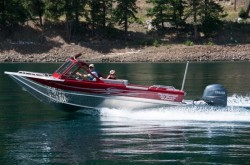 2017 - Northwest Boats - 196 Freedom Outboard