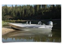2018 - Northwest Boats - 187 Compass Tiller