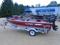 1994 Lund Angler II DLX 1600 Princeton WI