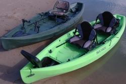 2012 - Frontier 12 - Nu Canoe