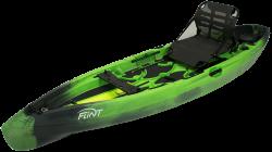2020 - Nu Canoe - Flint