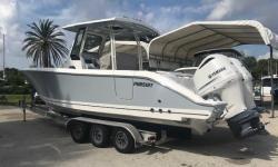 2019 Pursuit S 288 Riviera Beach FL