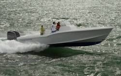2014 - Ocean Master Marine - 336 Center Console