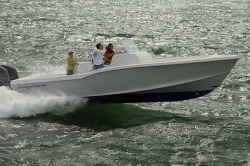 2020 - Ocean Master Marine - 336 Center Console