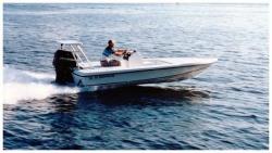 2009 - Ocean Master Marine - 186 Flats