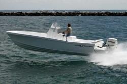 2009 - Ocean Master Marine - 27 Ocean Skiff