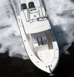2009 - Ocean Master Marine - 27 Hybrid