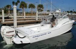 2009 - Ocean Master Marine - 336 Express