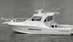 2009 - Ocean Master Marine - 336 Sport Cabin