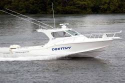 2011 - Ocean Master Marine - 310 Sport Cabin
