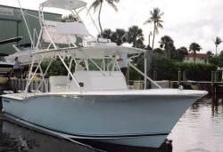 2013 - Ocean Master Marine - 34 Center Console