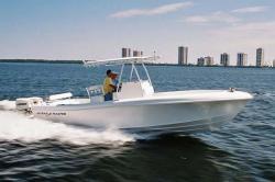 2013 - Ocean Master Marine - 27 Hybrid