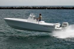 2014 - Ocean Master Marine - 27 Ocean Skiff